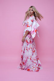 Esme Maxi Flamingo Fancy