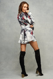 Gracie Playsuit Ruby Rose Romance