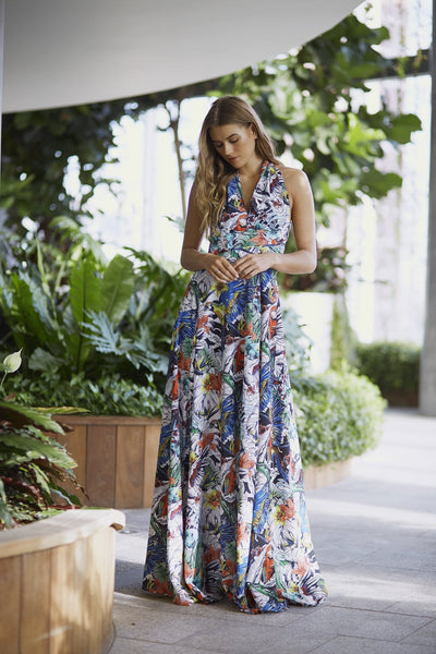 Nelly Maxi Ruby Rainforest