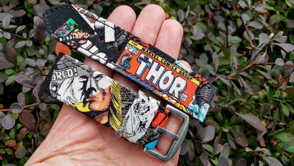 Thor Watch Strap 24 mm