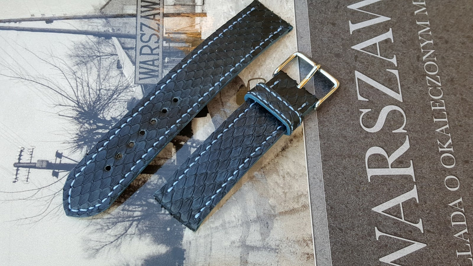 Sea Snake Watch Strap 20 mm