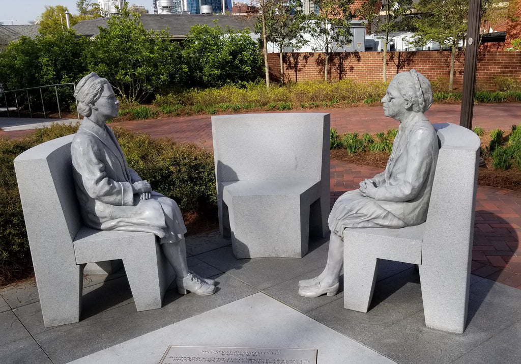 New Art Installation In Honor of Rosa Parks Unveiled At Georgia Tech