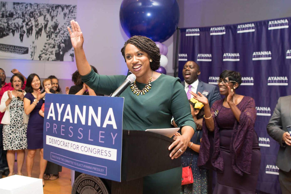 'Change Is Coming': Ayanna Pressley Set To Become The First Black Woman Elected To Congress From Massachusetts