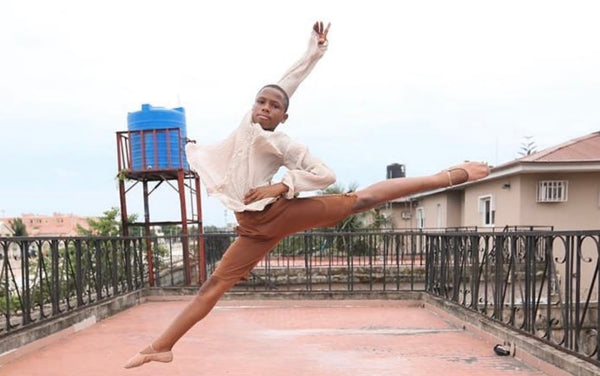 11-Year-Old Ballet Dancer Gets Scholarship Offer To Prestigious Dance School After Viral Video Of Him Dancing in the Rain