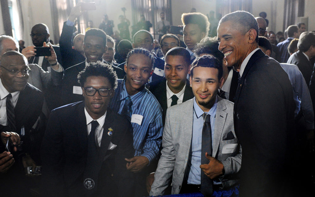 President Barack Obama Heads to Oakland for My Brother's Keeper Alliance's First National Gathering