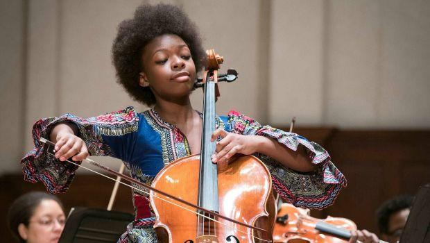 Meet The 14-Year-Old Girl Who Just Won First Place In National Music Competition