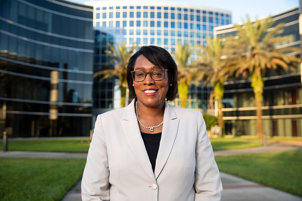 University Of Central Florida Names Its First African American Woman Provost