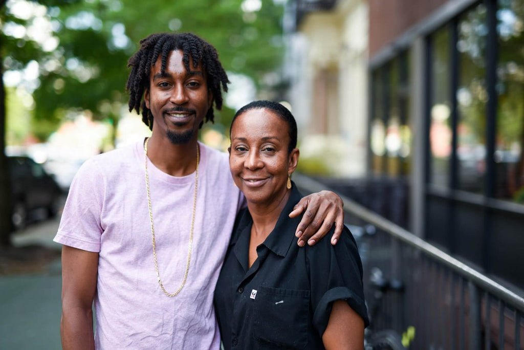 This 'Seasoned Vegan' Mother-Son Team Opened Harlem's First Full-Service Vegan Restaurant