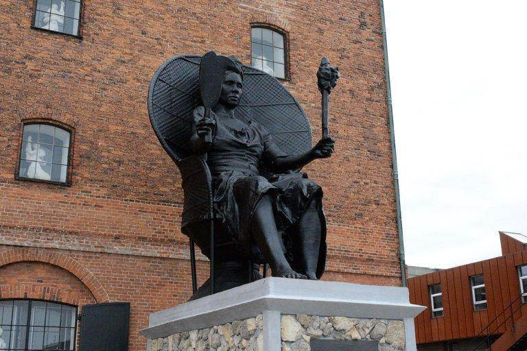 'I Am Queen Mary': Denmark Unveiled Its First Public Statue Honoring A Black Woman
