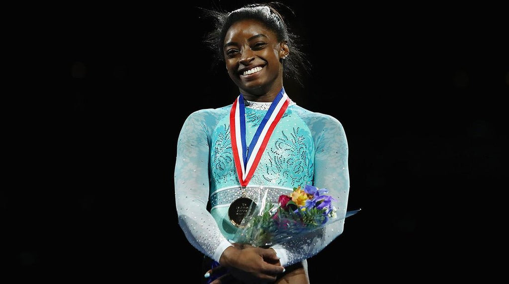 Simone Biles Wins All Gold And Makes More History At U.S. Gymnastics Championships
