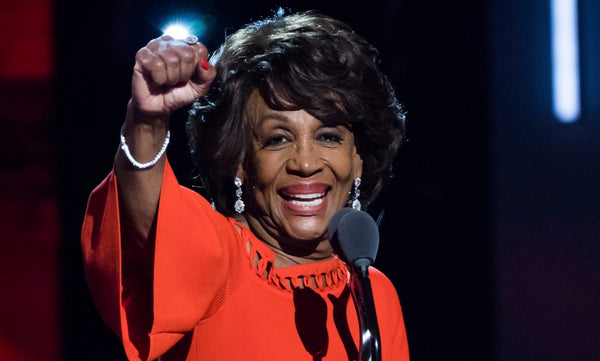 Maxine Waters Is Reclaiming Her Time As The First Woman To Chair House Financial Services Committee
