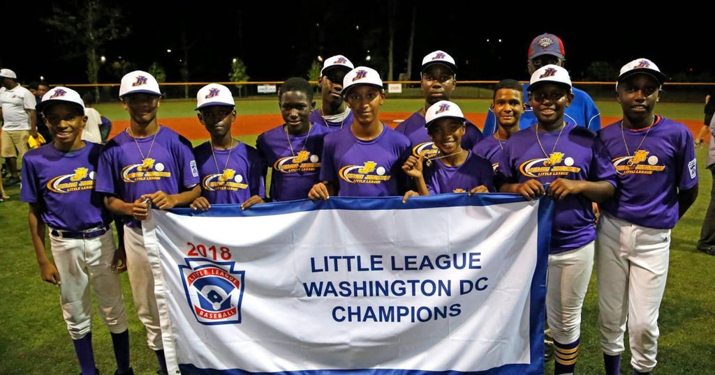 All-Black D.C. Baseball Team Headed To Regional Tournament After Historic Little League Championship Win