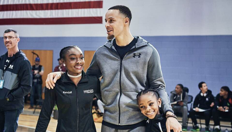 Steph Curry Told His Under Armour Team to use All-Star Weekend Party Funds to Renovate His Childhood Charlotte Rec Center