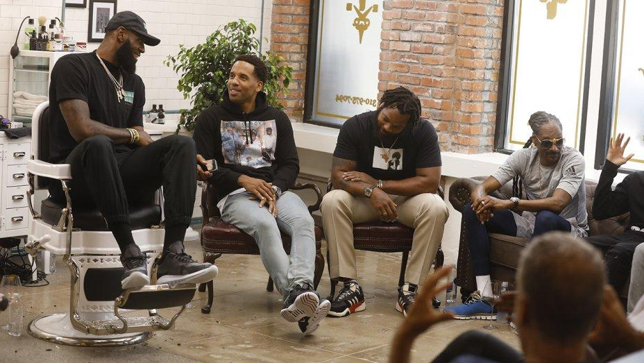 LeBron James' Barbershop Talk Show Is Coming To HBO