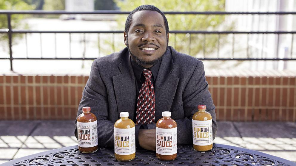 This Ph.D. Student Created A Healthier Alternative To Food Condiments