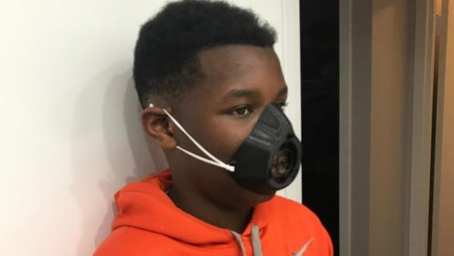 13-Year-Old Creates Masks Using Parents' 3D Printer To Donate To VA Community