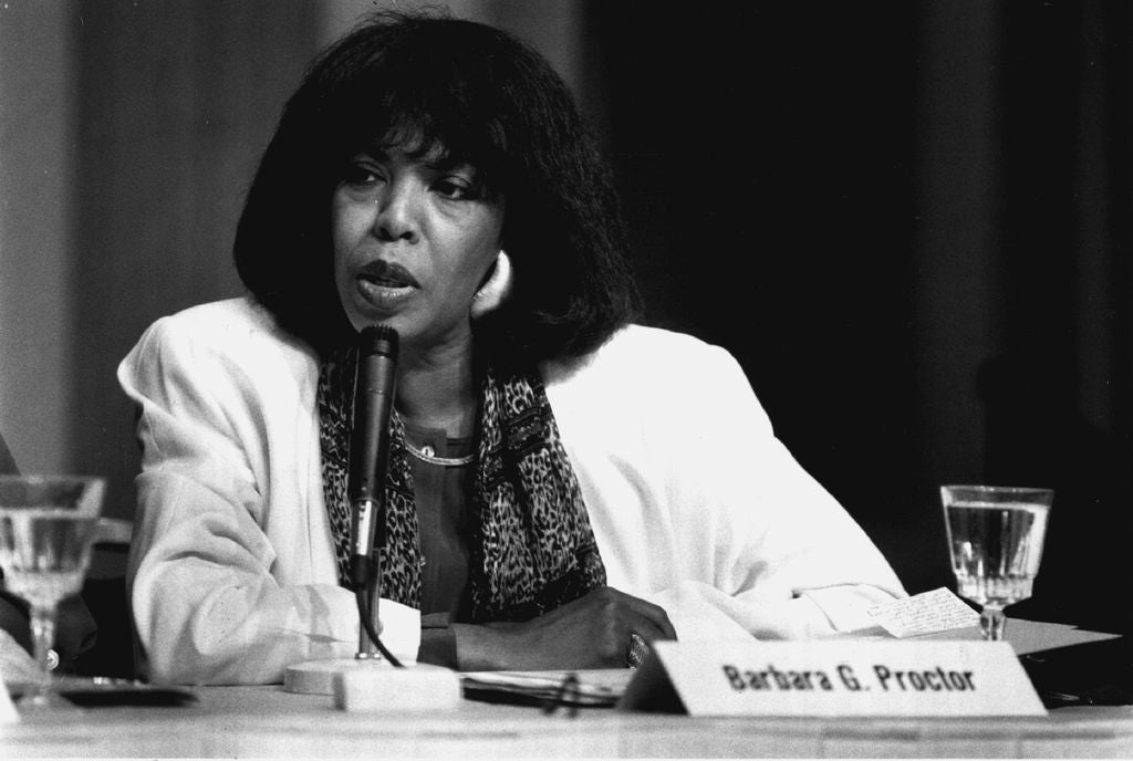 Barbara Gardner Proctor Was The First Black Woman To Own An Ad Agency