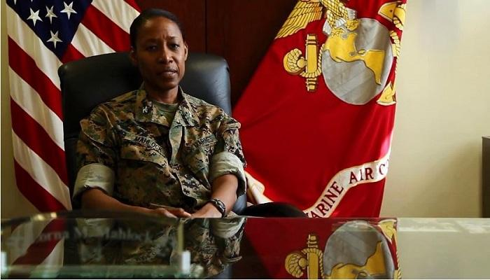 Col. Lorna M. Mahlock Nominated To Be First Black Woman Marine Corps Brigadier General
