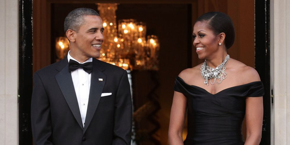 Our Forever President and First Lady, Barack and Michelle Obama, Send Each Other Heartwarming Valentine's Day Messages