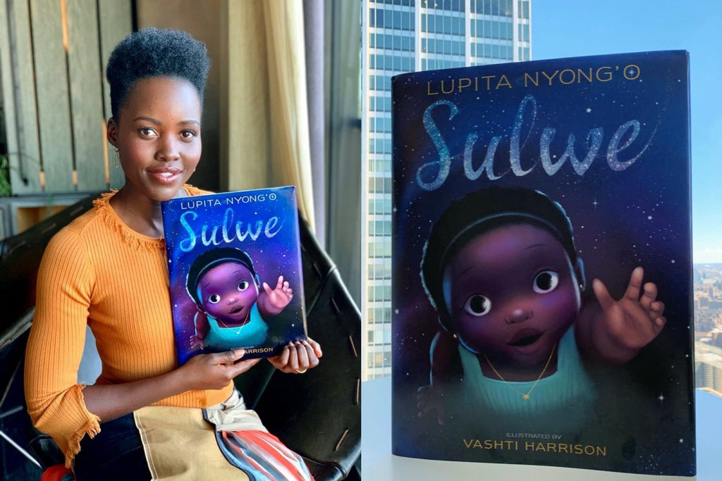 In Her Debut Book, Lupita Nyong'o Encourages Children to Love the Skin They're In