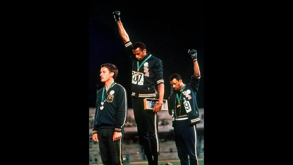 7 Facts About Tommie Smith And John Carlos On The 50th Anniversary Of Their Olympics Black Power Salute