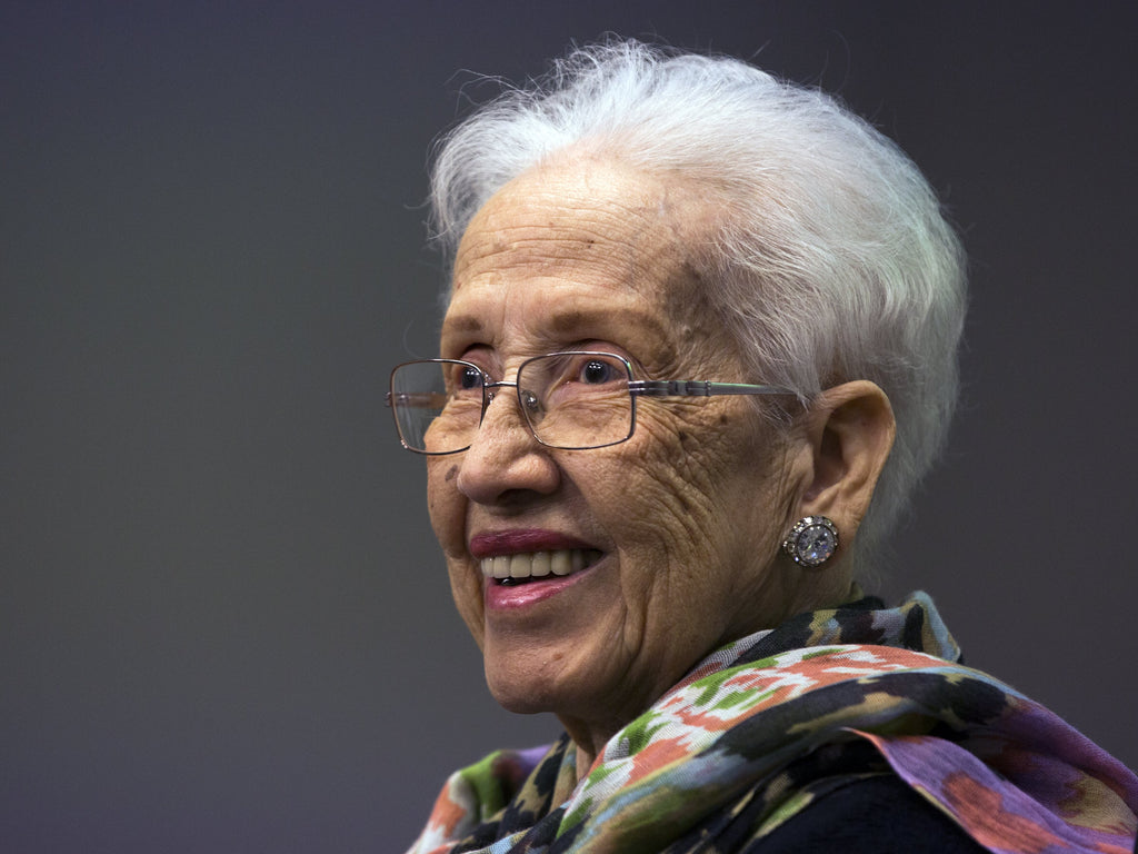 'Hidden Figure' Katherine Johnson To Be Honored By Her Alma Mater With A Bronze Statue