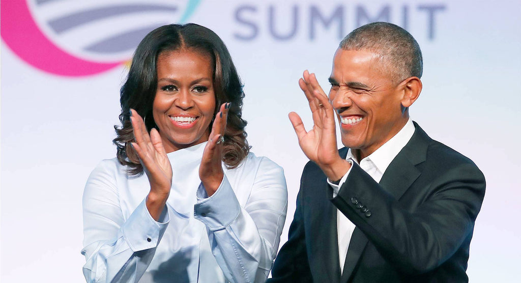 The Obamas Just Signed A Multi-Year Production Deal With Netflix