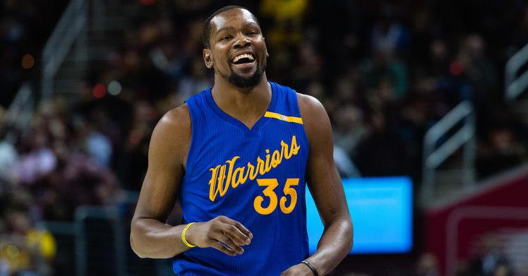 Watch Kevin Durant Surprise Four Students With Paid Tuition For Their First Year Of College