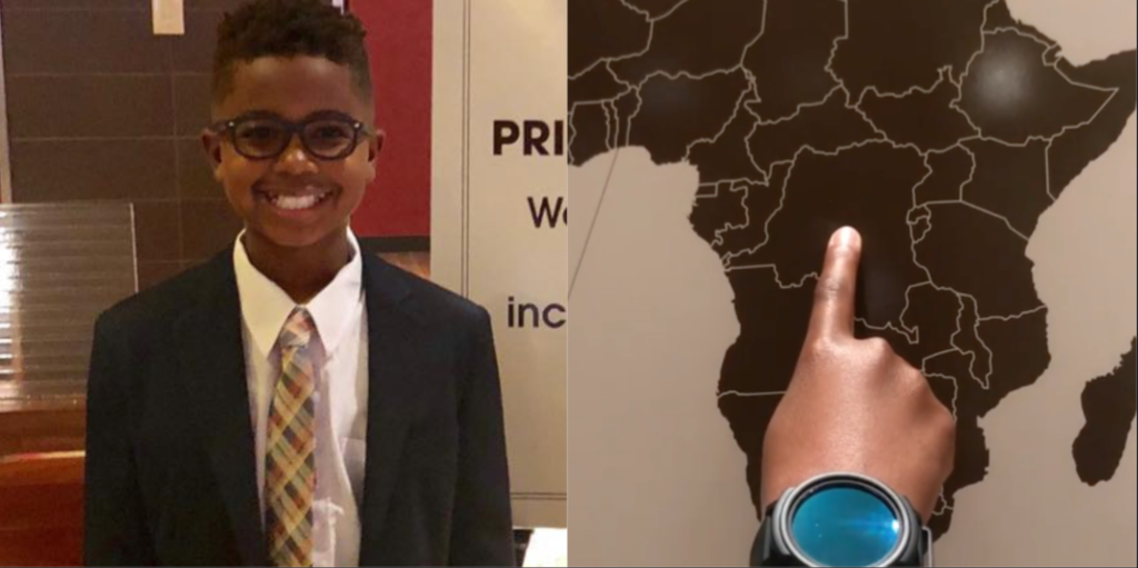 9-Year-Old Recites All 54 Countries In Africa- Effortlessly