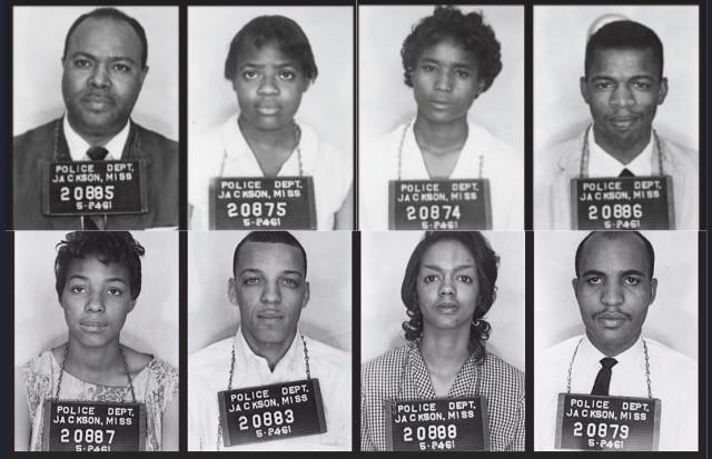 Why The Mugshots Of The Freedom Riders Exude Resilience