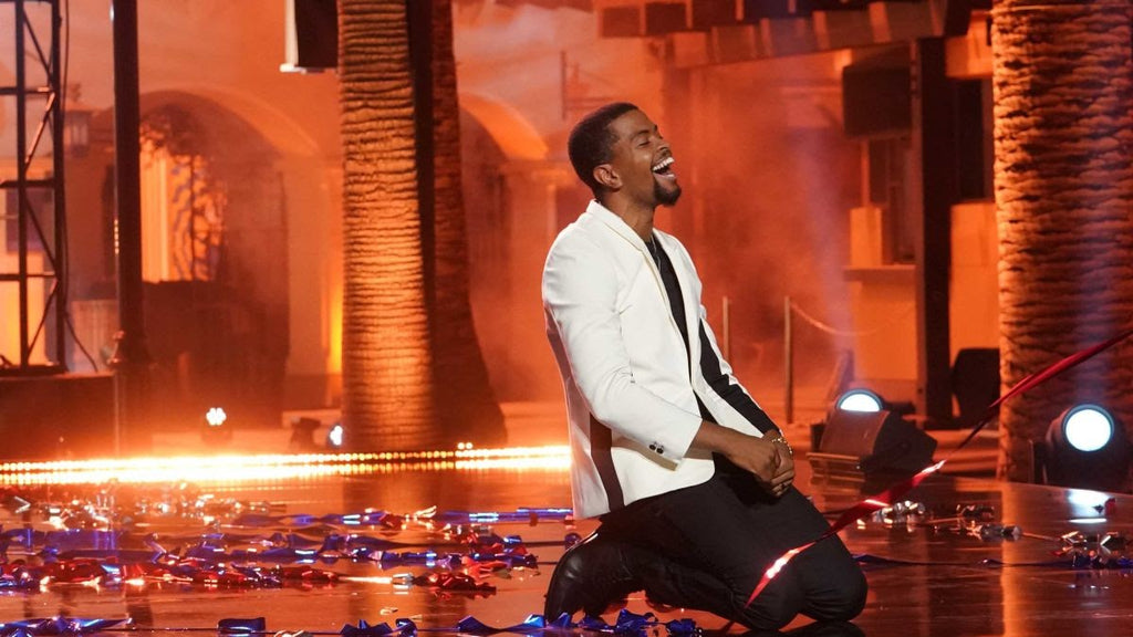 27-Year-Old Spoken Word Artist Becomes First Poet To Win America's Got Talent