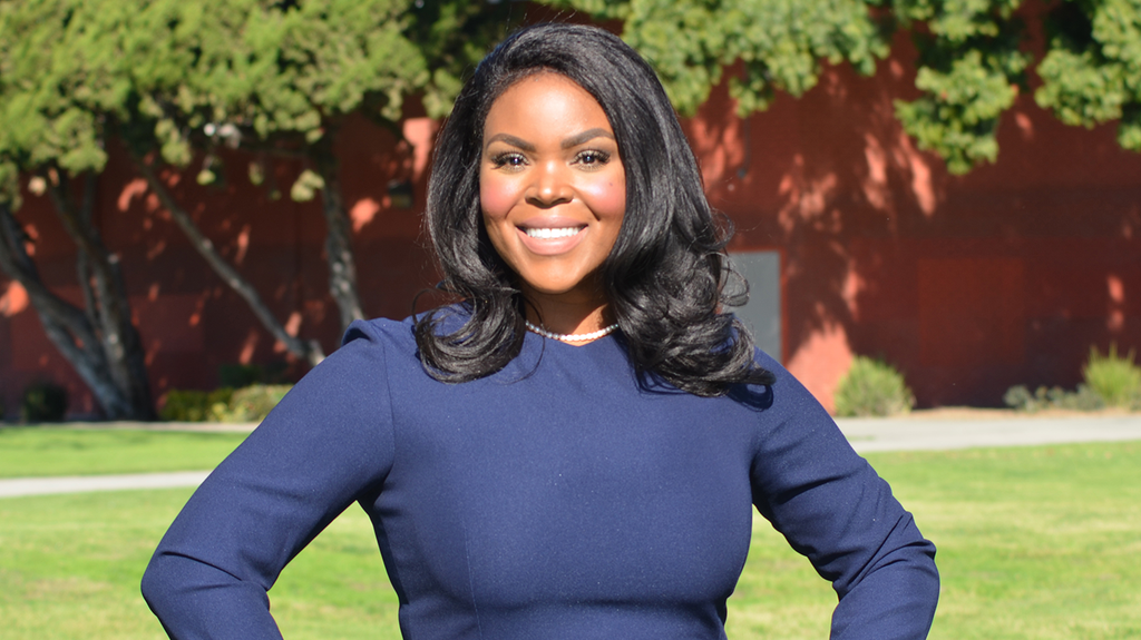 Aja Brown, Compton's Youngest Mayor, Wins A Second Term In Office