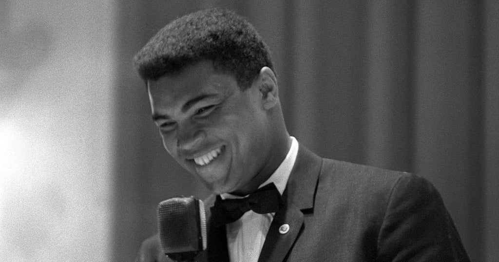 Celebrate The Late Muhammad Ali's Birthday By Listening To Him Speak His Truth