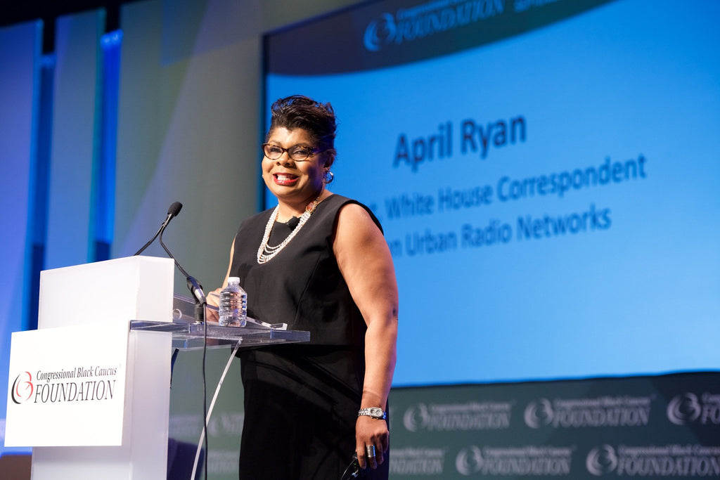 Veteran Journalist April Ryan Gets Hired By CNN As Political Analyst