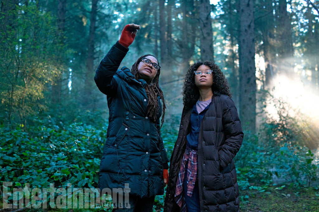 Watch: The First Trailer For Ava DuVernay's 'A Wrinkle In Time' Is Nothing Short Of Amazing