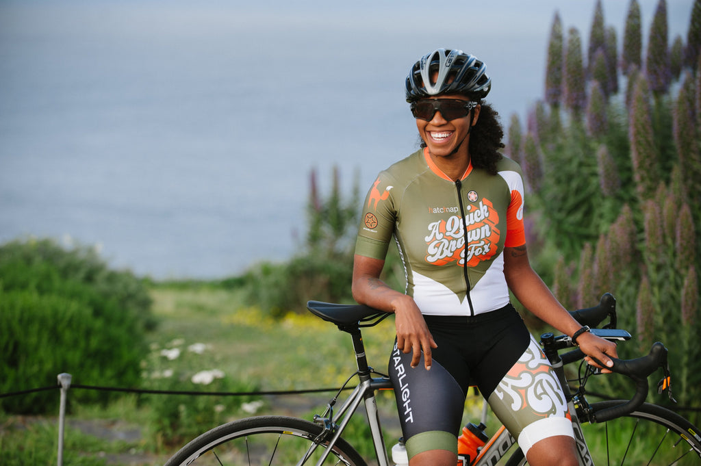 Meet Ayesha McGowan: The First Black Woman Headed Towards Pro Cyclist Status
