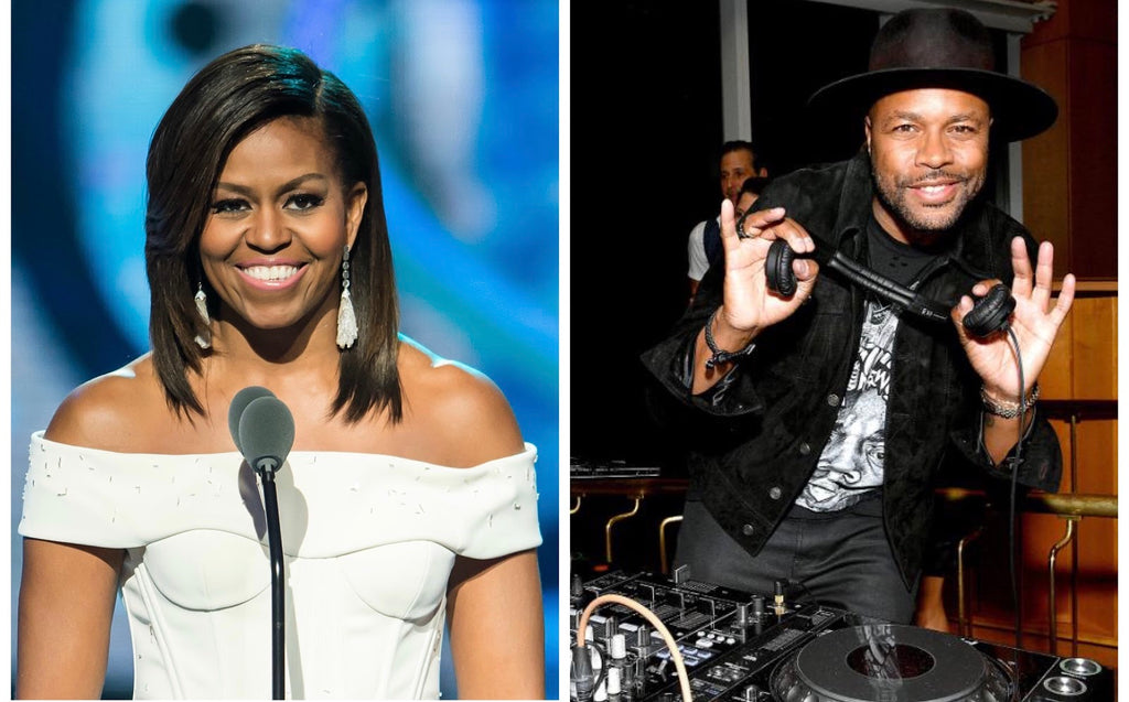 Michelle Obama and DJ D-Nice Are Hosting A Virtual Couch Party To Encourage Voter Registration
