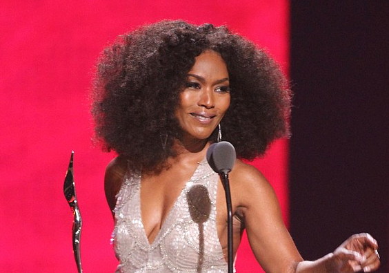 Angela Bassett Shared the Importance of Purpose and Gratitude in Speech During Black Girls Rock Awards
