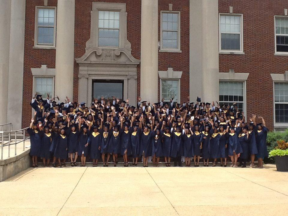 This DC High School's Entire Senior Class Applies To College For First Time