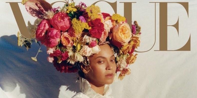Here's Beyoncé's History-Making Vogue Cover, It's The First Shot By A Black Photographer