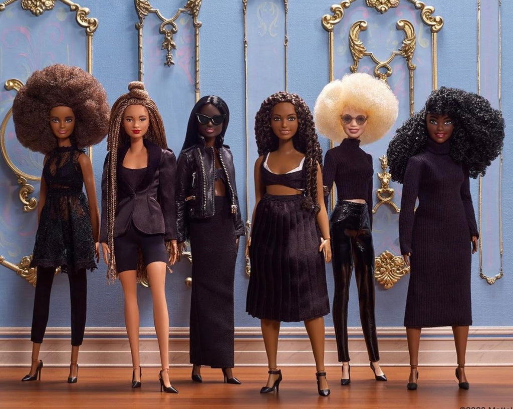 Mattel Partners With 'Queen & Slim' Designer To Release New Line of Barbie Dolls In Honor of Black History Month