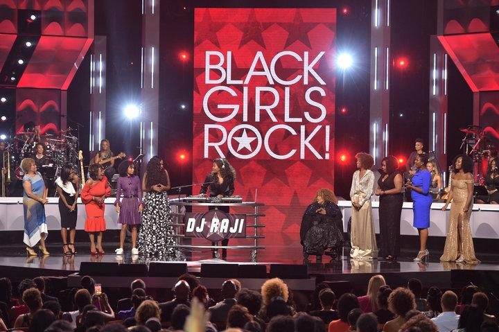 Watch: The 'Black Girls Rock!' 2017 Honorees' Acceptance Speeches Will Leave You Feeling Empowered