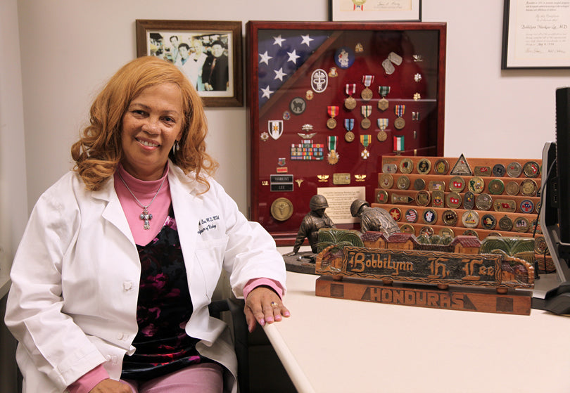 First African American Full Professor of Urology Retires After Making Mark in Education and Military