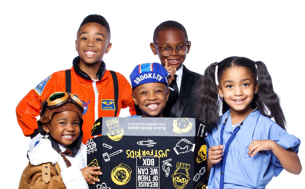 Because Of Them We Can Launches First Black History And Excellence Subscription Box For Kids