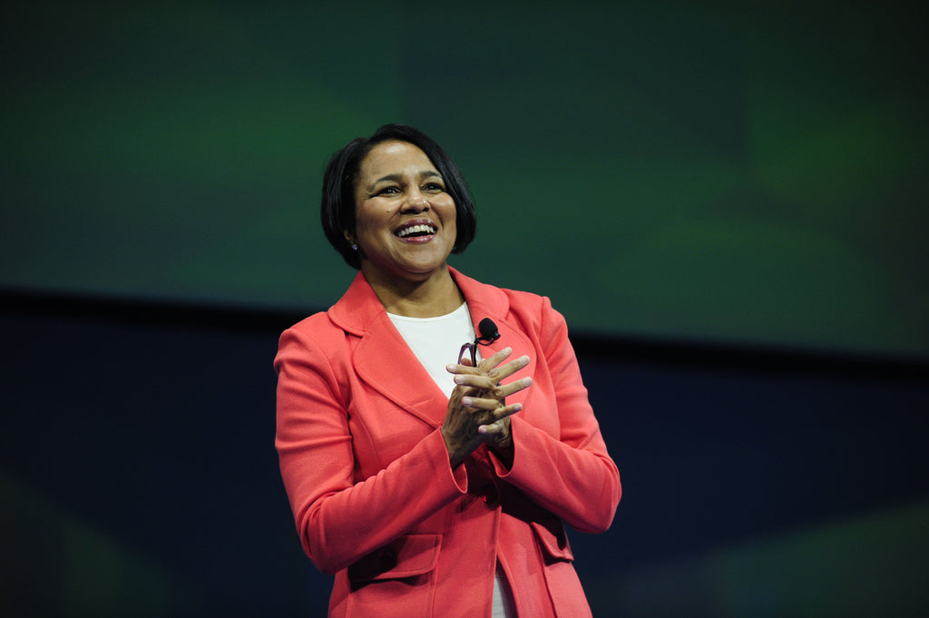 Rosalind Brewer Named First Woman & First African American COO Of Starbucks