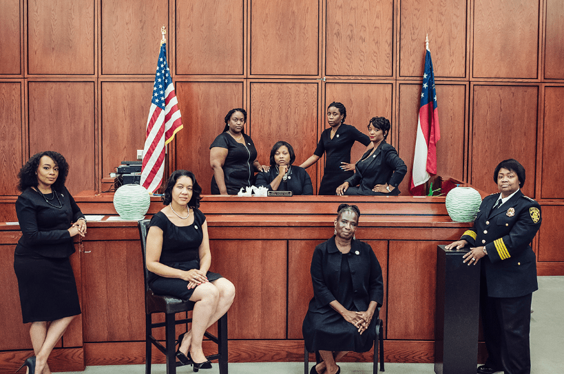 Black Women Hold All The Top Positions In The City Of South Fulton's Criminal Justice System