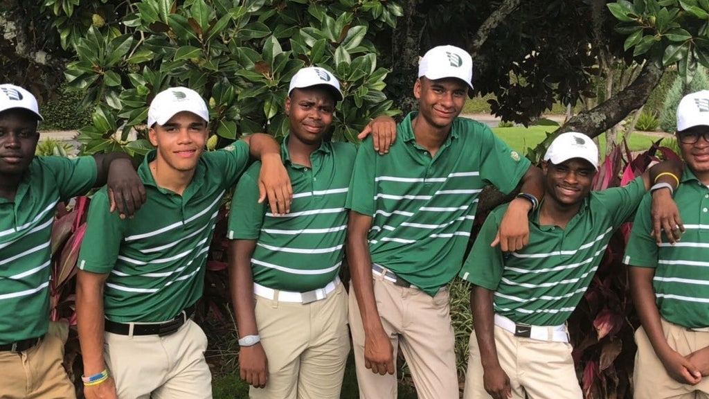 Atlanta Youth Become First All Black Golf Team To Win A State Championship