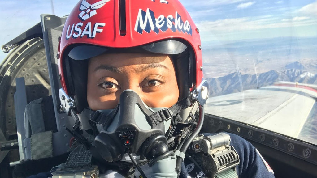 Howard University Alumna Becomes First Black Female Officer In The U.S. Air Force Thunderbirds
