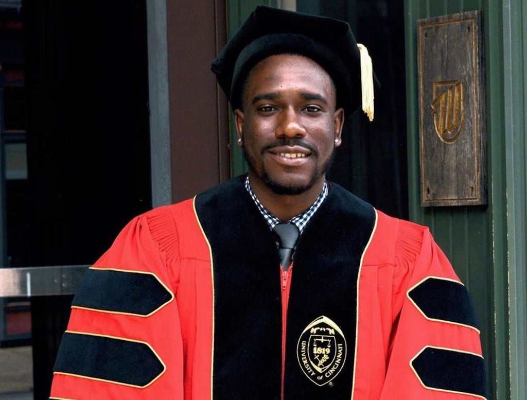 This UC Graduate is One of The First Black Men To Receive a Ph.D. in School Psychology from the University