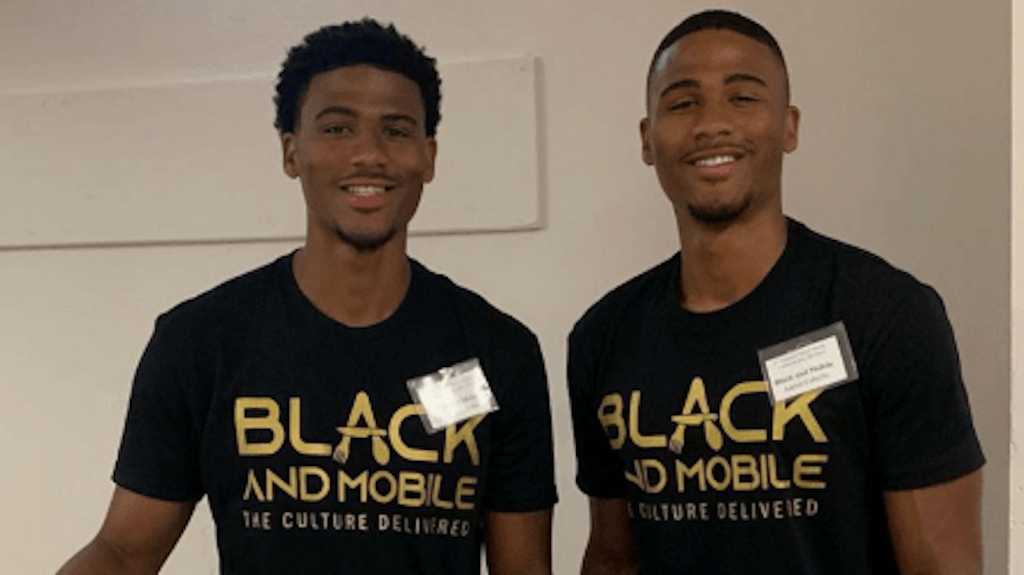 Twin Brothers Create Philadelphia's First Black-Owned Delivery Service
